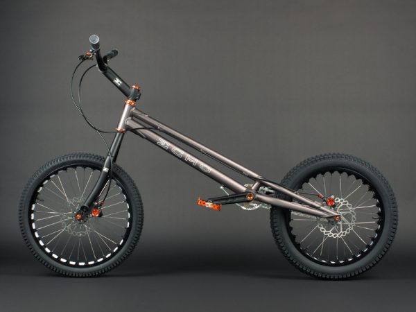 "ECHO BIKE 20"" TI-0"