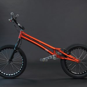 "ECHO BIKE 20"" GU ORANGE-0"