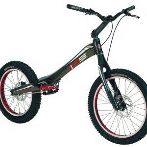 MONTY M5 Carbon cykel Disc-0