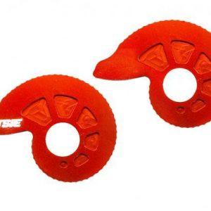 JITSIE Kædestrammer Rød-0