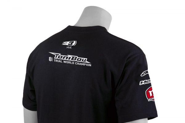 S3 T-shirt - Toni Bou 8 - 100% bomuld-4377