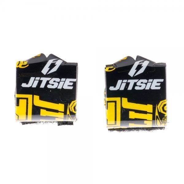 JITSIE Master cylinder beskytter - Sort/Gul-0