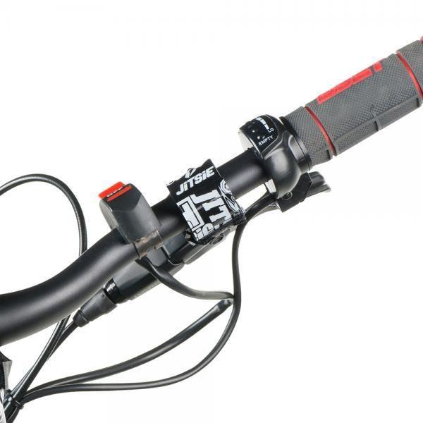 JITSIE Master cylinder beskytter - Sort/Gul-4405
