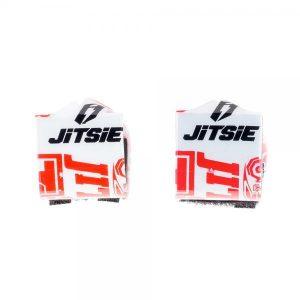 JITSIE Master cylinder beskytter - Hvid/Rød-0