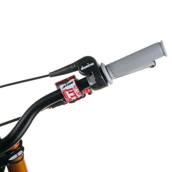 JITSIE Master cylinder beskytter - Hvid/Rød-4428