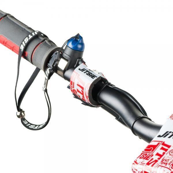 JITSIE Master cylinder beskytter - Hvid/Rød-4430