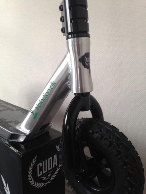 CUDA 'All terrain' Løbehjul med lufthjul-4537