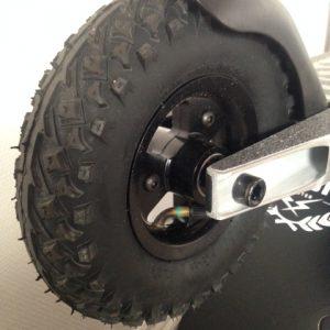 CUDA 'All terrain' Løbehjul med lufthjul-4539