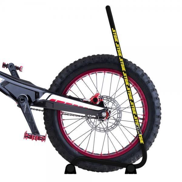 """JITSIE Cykelholder Universal 20-29"""" sort-0"""