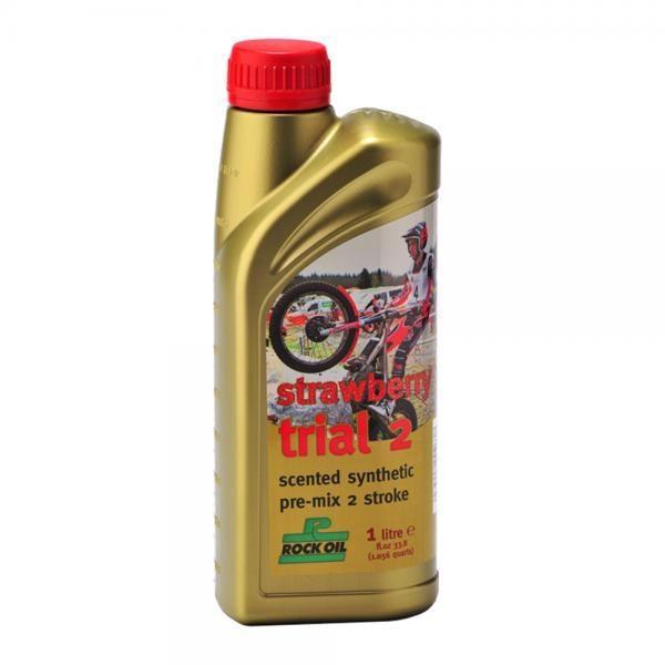 ROCK OIL Strawberry Trial 2 Premix Oil-0