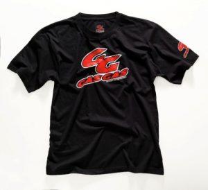 GAS GAS T-shirt Sort-0